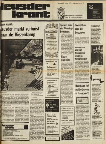 Leusder Krant 1975-02-27