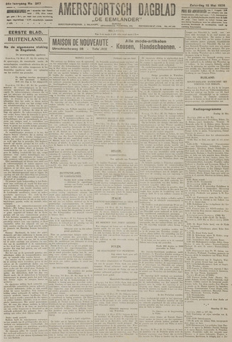 Amersfoortsch Dagblad / De Eemlander 1926-05-15