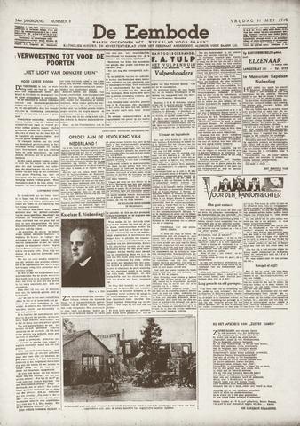 De Eembode 1940-05-31