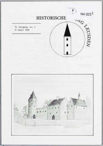 Historische Kring Leusden 1991