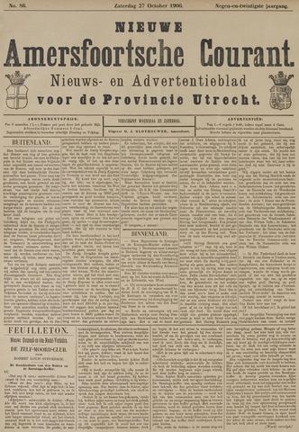 Nieuwe Amersfoortsche Courant 1900-10-27