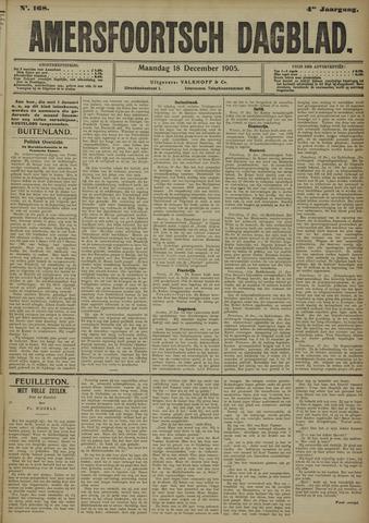 Amersfoortsch Dagblad 1905-12-18