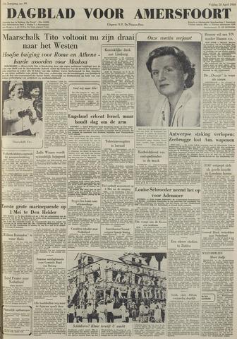 Dagblad voor Amersfoort 1950-04-28