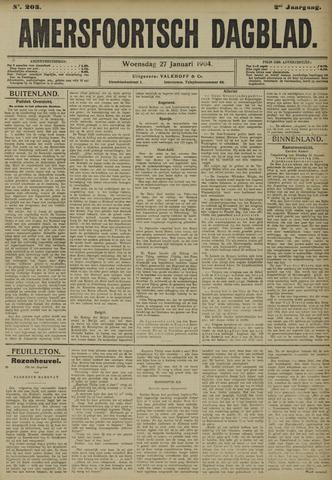 Amersfoortsch Dagblad 1904-01-27