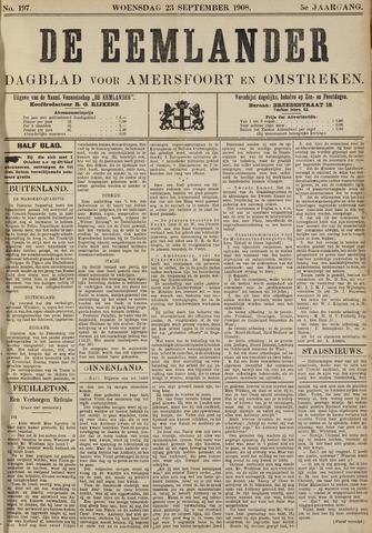 De Eemlander 1908-09-23