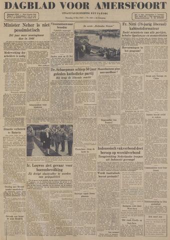 Dagblad voor Amersfoort 1947-05-19