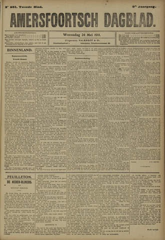 Amersfoortsch Dagblad 1911-05-24