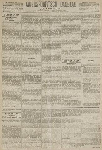 Amersfoortsch Dagblad / De Eemlander 1918-05-08