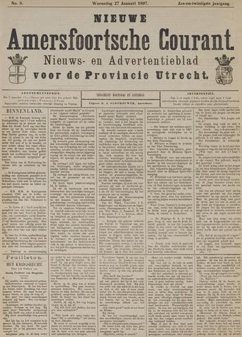 Nieuwe Amersfoortsche Courant 1897-01-27