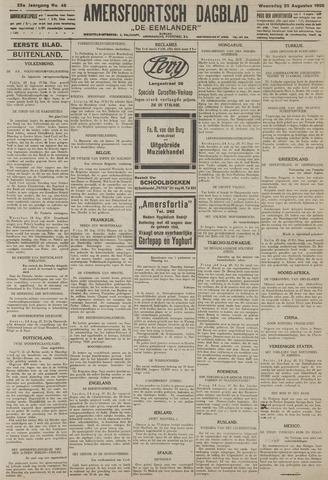 Amersfoortsch Dagblad / De Eemlander 1926-08-25