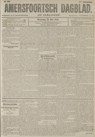 Amersfoortsch Dagblad / De Eemlander 1913-05-25