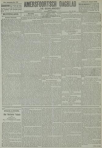 Amersfoortsch Dagblad / De Eemlander 1922-01-27