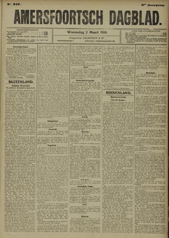 Amersfoortsch Dagblad 1910-03-02