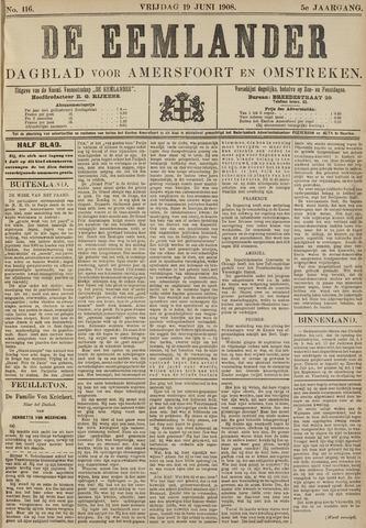 De Eemlander 1908-06-19