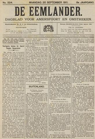 De Eemlander 1911-09-25