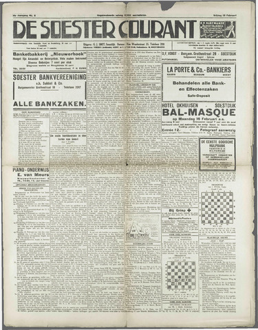 Soester Courant 1931-02-13