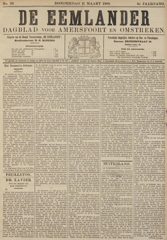 De Eemlander 1909-03-11