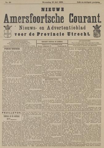 Nieuwe Amersfoortsche Courant 1909-07-28
