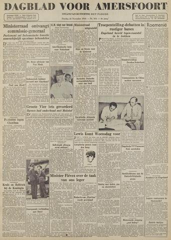 Dagblad voor Amersfoort 1946-11-26