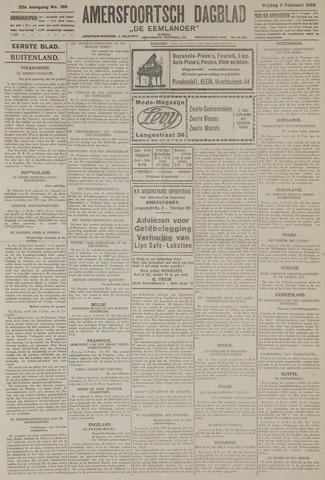 Amersfoortsch Dagblad / De Eemlander 1925-02-06