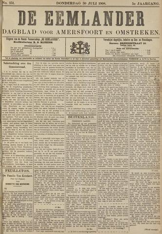 De Eemlander 1908-07-30