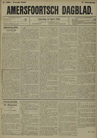 Amersfoortsch Dagblad 1909-04-10