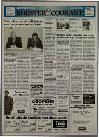 Soester Courant 1999-10-13