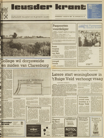 Leusder Krant 1986-08-07