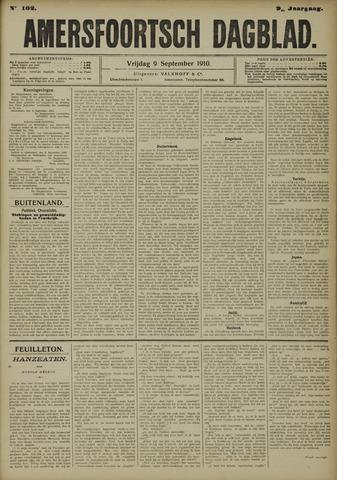 Amersfoortsch Dagblad 1910-09-09