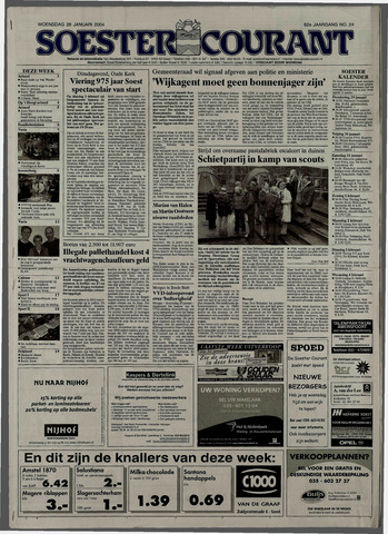 Soester Courant 2004-01-28