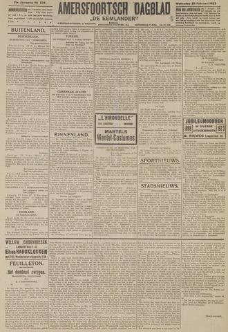 Amersfoortsch Dagblad / De Eemlander 1923-02-28