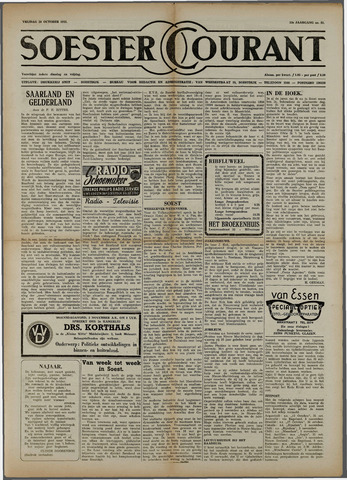 Soester Courant 1955-10-28