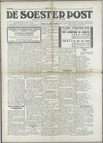 Soester Courant 1933-07-14