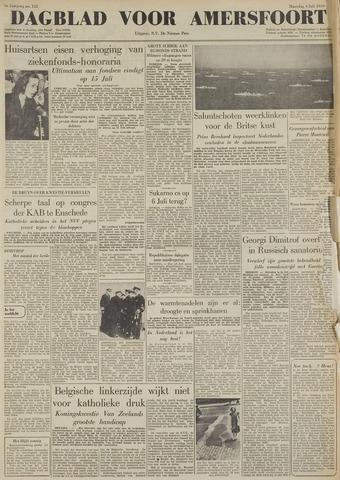 Dagblad voor Amersfoort 1949-07-04
