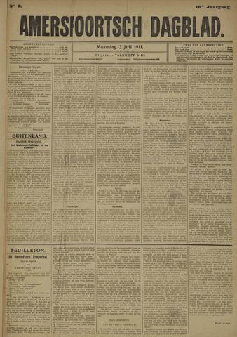 Amersfoortsch Dagblad 1911-07-03