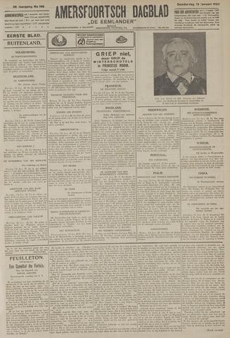Amersfoortsch Dagblad / De Eemlander 1927-01-13