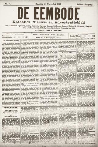 De Eembode 1894-11-24