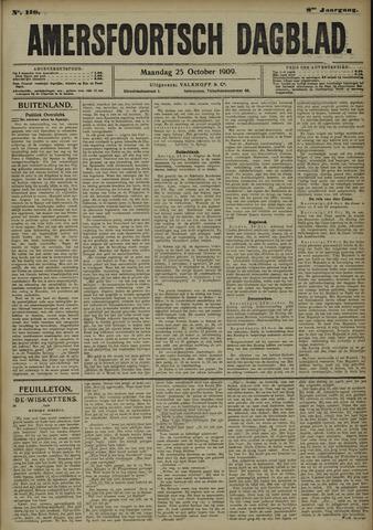 Amersfoortsch Dagblad 1909-10-25