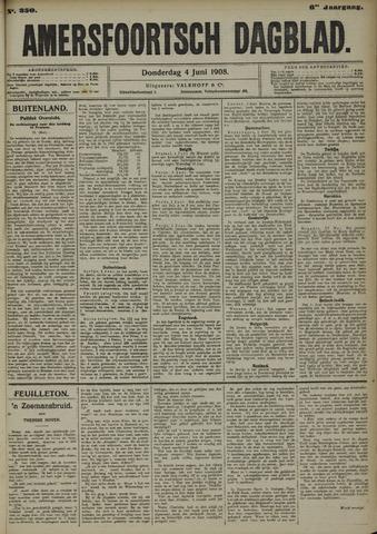 Amersfoortsch Dagblad 1908-06-04