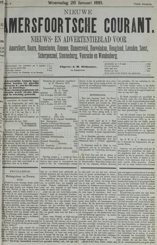 Nieuwe Amersfoortsche Courant 1881-01-26