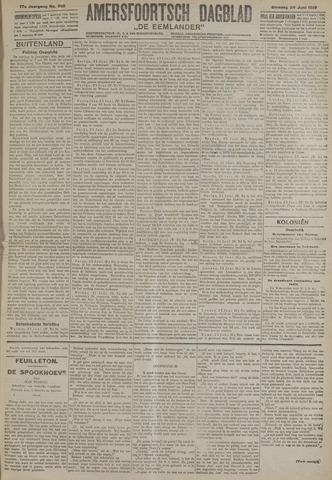 Amersfoortsch Dagblad / De Eemlander 1919-06-24