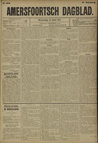 Amersfoortsch Dagblad 1911-04-12