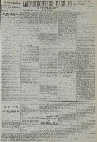 Amersfoortsch Dagblad / De Eemlander 1921-05-27