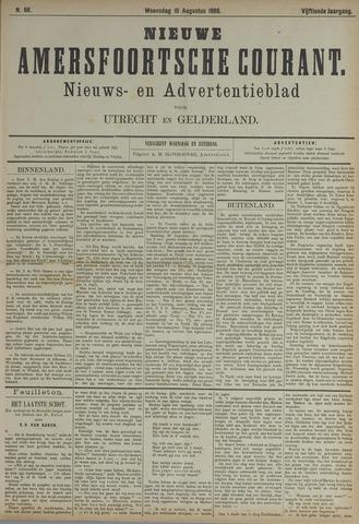 Nieuwe Amersfoortsche Courant 1886-08-18