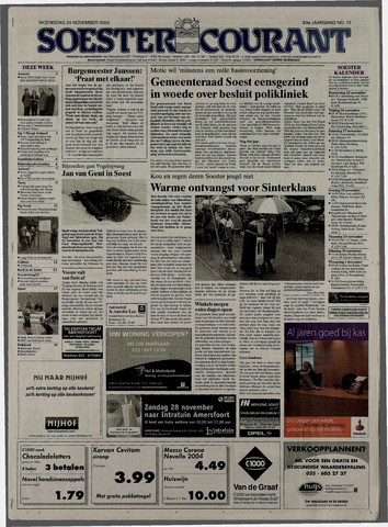 Soester Courant 2004-11-24