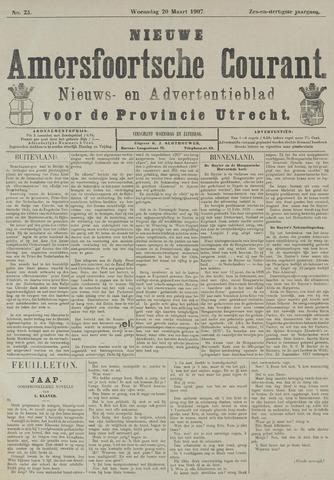 Nieuwe Amersfoortsche Courant 1907-03-20