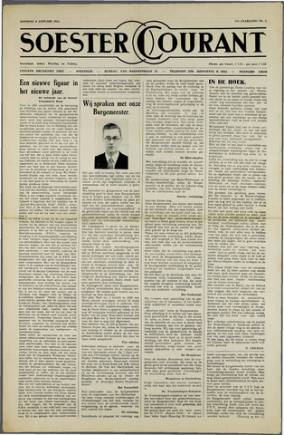 Soester Courant 1951-01-09