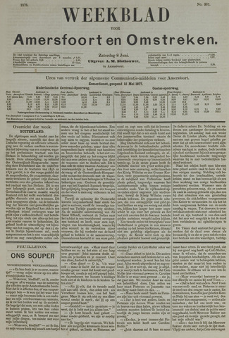 Weekblad voor Amersfoort en Omstreken 1878-06-08