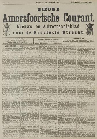 Nieuwe Amersfoortsche Courant 1909-02-24