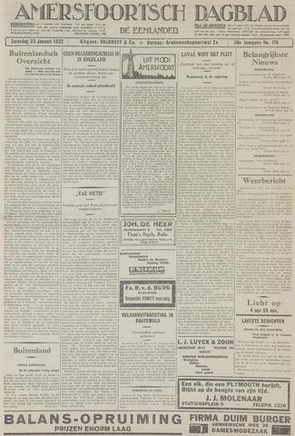 Amersfoortsch Dagblad / De Eemlander 1932-01-23